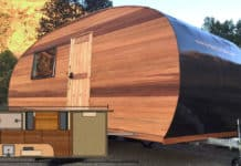 2021 Homegrown Timberline travel trailer