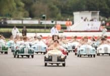 RVers of the future compete in an annual pedal car race