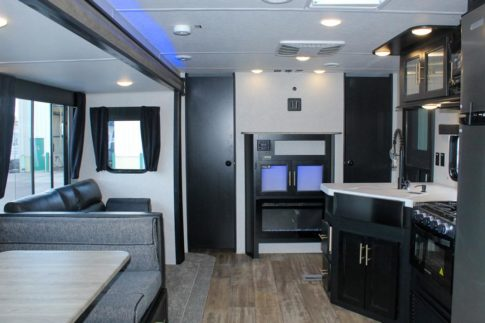 2021 Forest River Cherokee 294BH interior