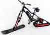 Envo Electric Snow Bike