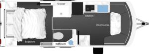 InTech Terra Oasis floor plan
