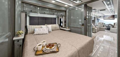 Tiffin Allegro Bus interior