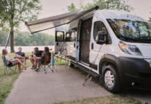 2022 Winnebago Travato 59g