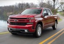 The 2019 Chevrolet Silverado 1500 was the second most popular used vehicle in the United States in 2020.