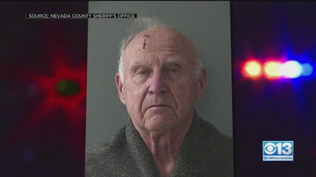 Charles Poquette has been charged with murder for intentionally driving his motorhome into traffic.