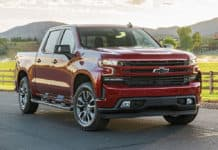 The 2021 Chevy Silverado