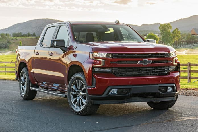 The 2021 Chevy Silverado has faulty seat belt brackets is among 624,000 GM pickup trucks and SUVs being recalled.