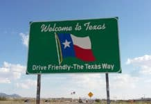Driving in Texas