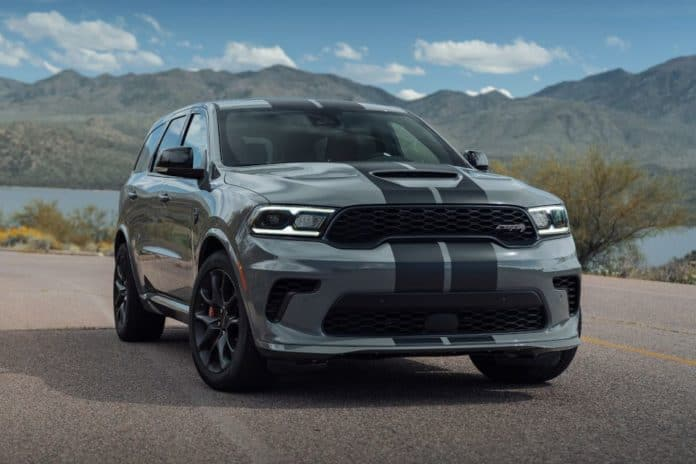 The 2021 Dodge Durango Hellcat is the most powerful SUV ever made.