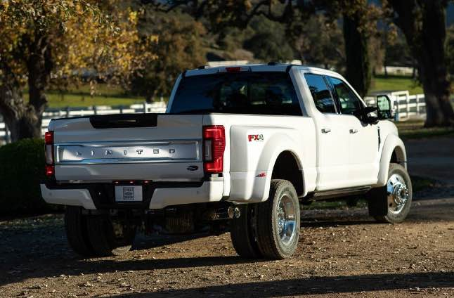 The 2022 Ford Super Duty series will have top marks for RVers.