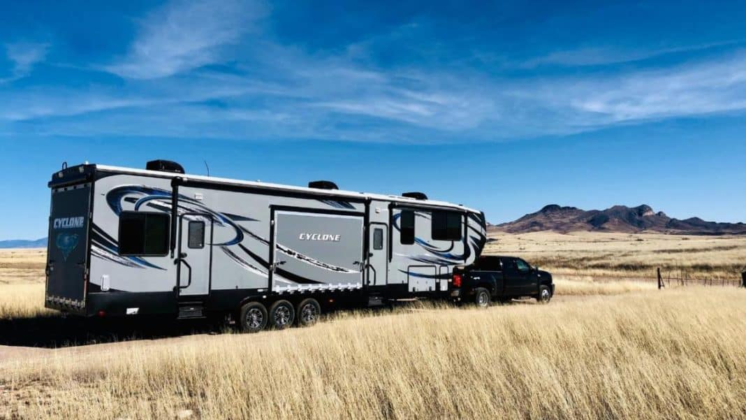With all the new RVs on the road are boondocking locations getting crowded?