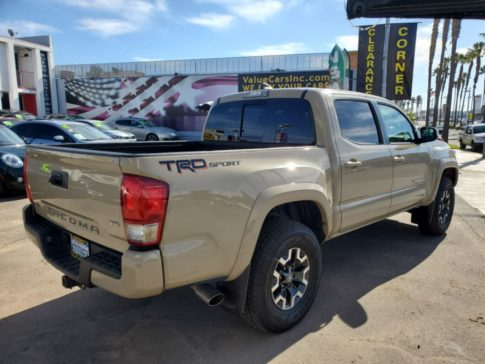 Beige trucks have the lowest depreciation via exterior color among three-year-old pickup trucks.