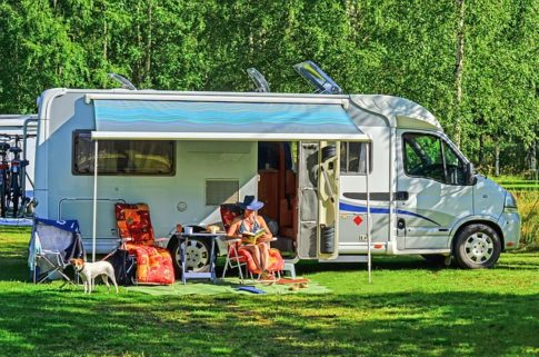 RV Camping With The Family