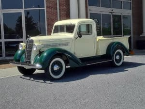 More than 30 trucks will be exhibited in the Keep On Truckin' exhibit at the AACA Museum in Hershey, Pennsylvania.