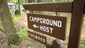Work camping is a great way to earn additional income on the road and offset costs.