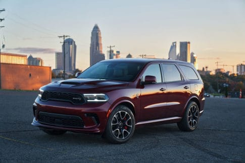 The 2021 Dodge Durango SRT Hellcat thrives on power, performance and gas consumption.
