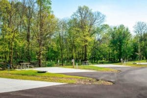 A new RV park with vacancies