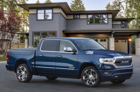 Ram will celebrate its 10th anniversary with a special edition 2020 Ram 1500 pickup truck.