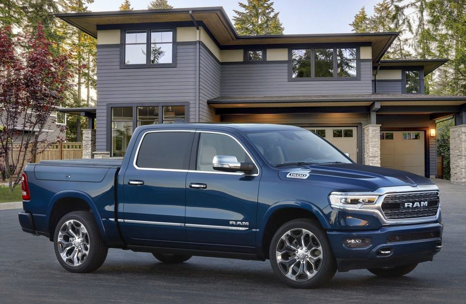 Ram will celebrate its 10th anniversary will special edition 2020 Ram 1500 pickup truck.
