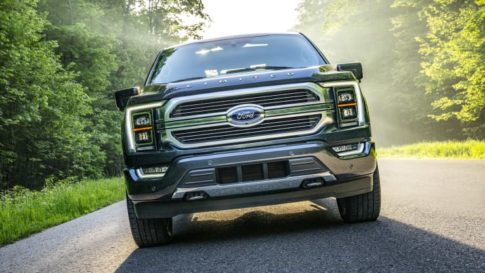 The semiconductor chip shortage has forced Ford to slow the production of three vehicles.