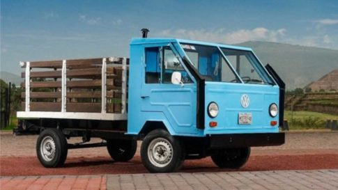 The Volkswagen Basis-Transporter was only made for few years and was sold primarily in international markets but not the United States.