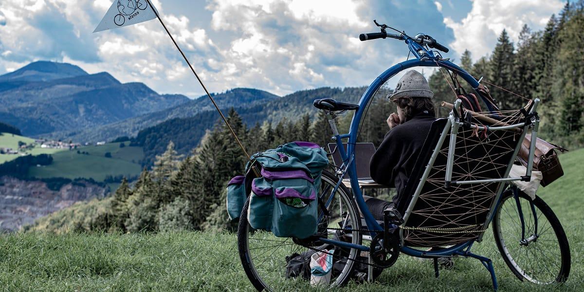 RV Preview: Innovative Cercle Touring Bike