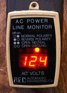 Don't be zapped by low voltage