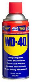 The many uses for WD-40