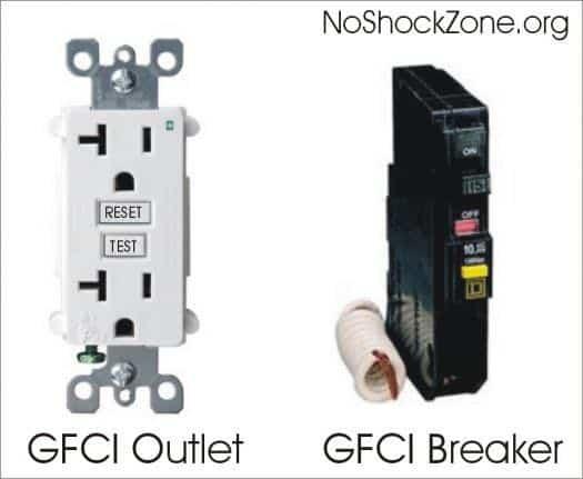 No Shock Zone: Part VIII: GFCI