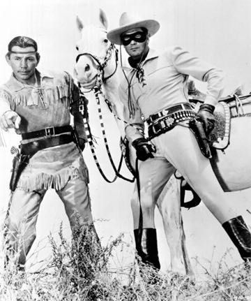 We know what the Lone Ranger did with his trash – How about yours?