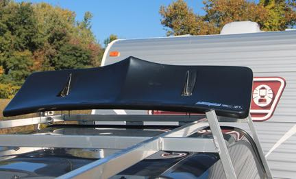 Travel Trailer Wind Deflector