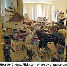 RVers are not hoarders.