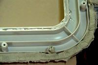 Replacing RV door glass or window frames - RV Travel