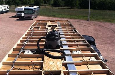 An Unusual Approach To Rv Reroofing Rv Travel